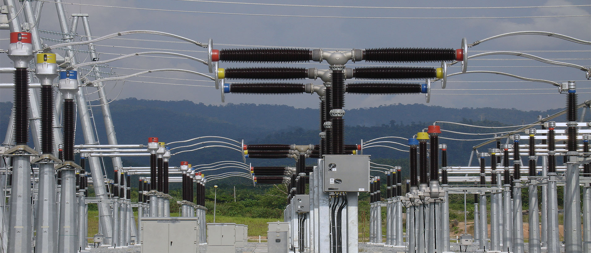 Electrical Substation Accessories