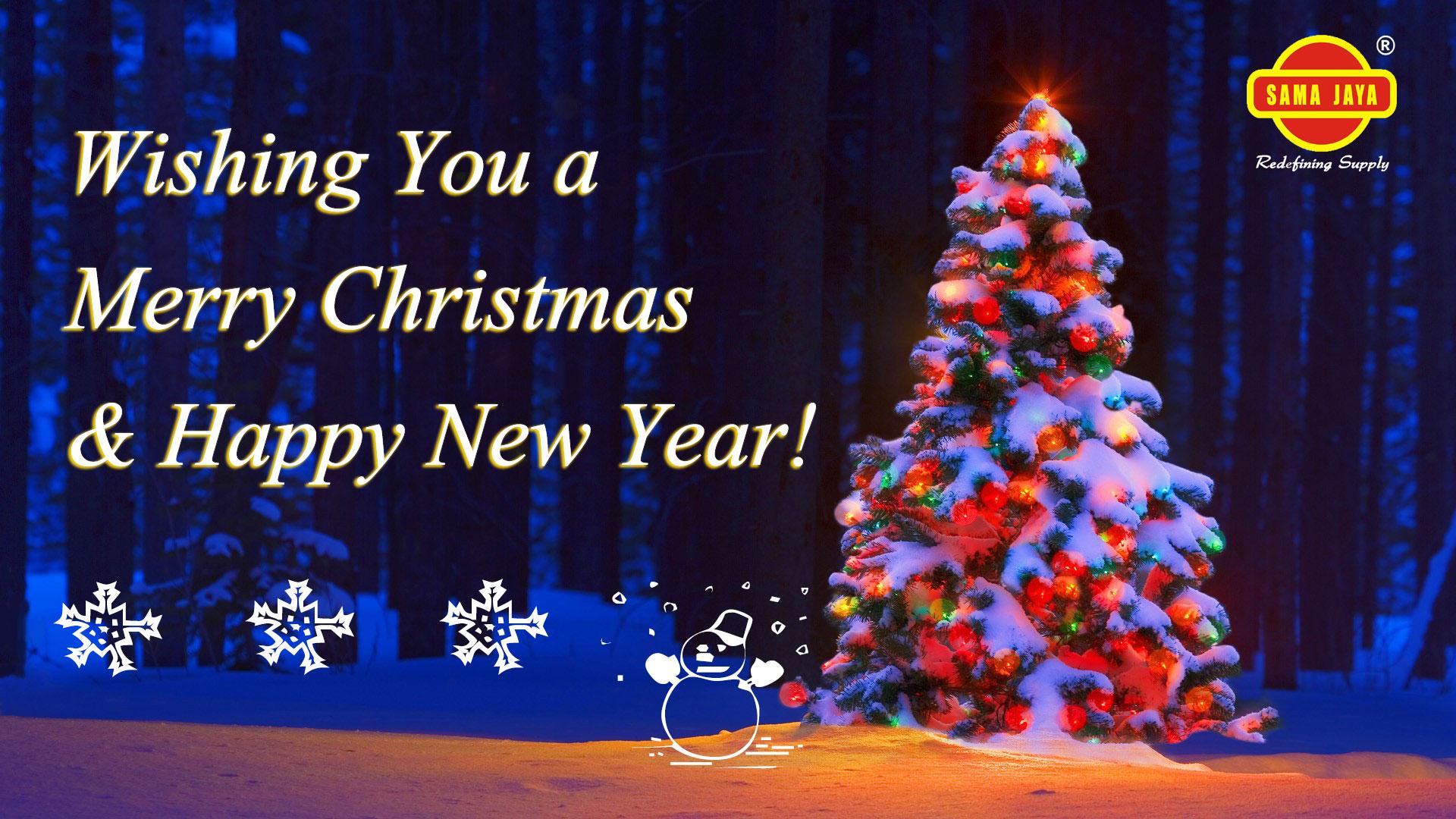 Website Christmas Banner