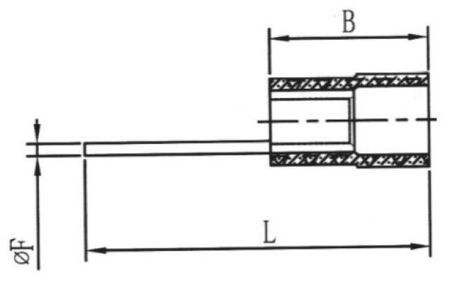 Insulated Pin terminal (2)