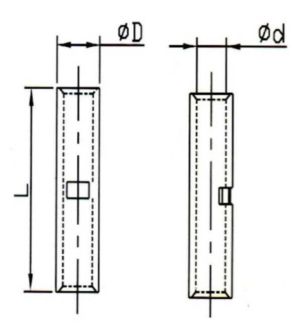Pure Copper Tin Plated Cable Link (3)