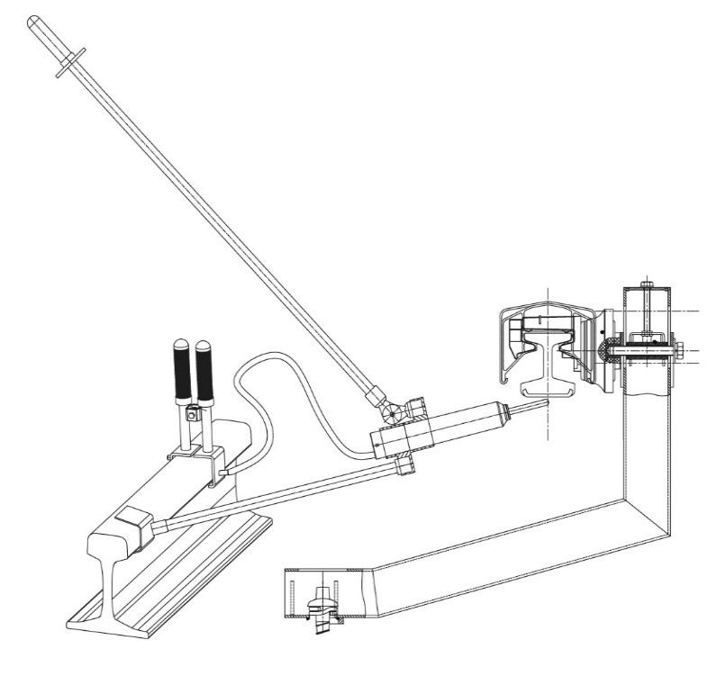 Subway Bipolar Voltage Detector for 3&4 Rail (5)