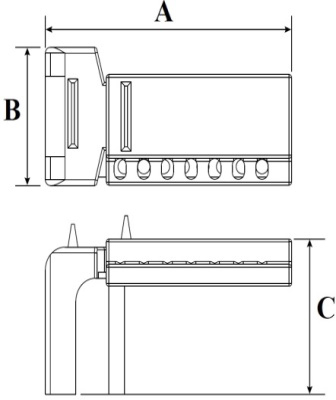 Ball Valve Lockout dimensions(1)