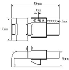 Butterfly Valve Lockout dimensions(1)