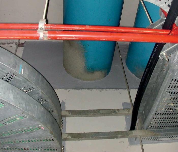 Firestop mortar image