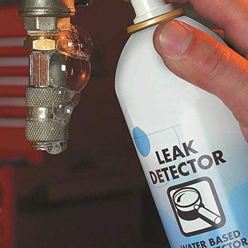 Leak Detector Water Based 400ml application(2)