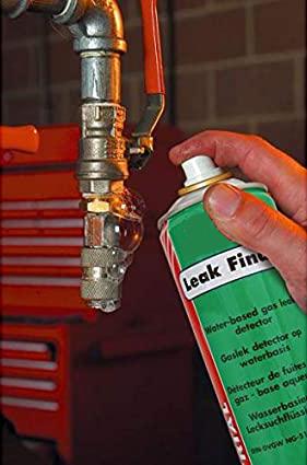 Leak Detector Water Based 500ml application(2)