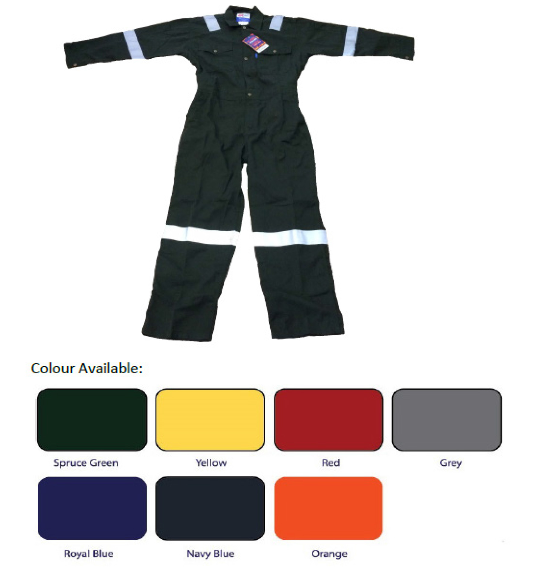 Superior Coverall Electrical Arc & Flash Fire Protection (1)